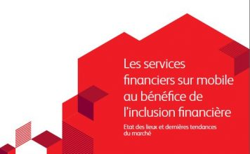 """L'excellent livre blanc de BearingPoint """"Les services financiers sur mobile au bénéfice de l'inclusion financière"""""""