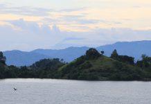 Le Volcan Nyiragongo, près de Goma - crédites photos Thierry Barbaut www.barbaut.com