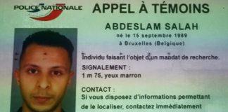 Abdelsam Salah est un des terroristes des attentats de Paris