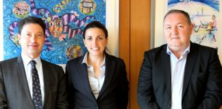 Michel AZIBERT - Eutelsat, Nathalie MARTIN - Wikimédia France, Philippe TINTIGNAC - Afrique Telecom