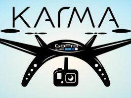 Le Drone Karma de GoPro