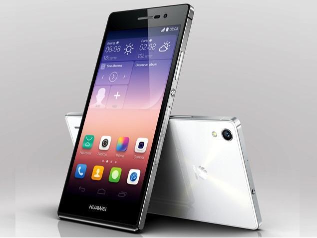 Le Huawei Ascend P7, un modèle qui séduit en Afrique