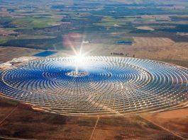 Le plus grand site photovoltaïque d'Afrique au Maroc à Noor