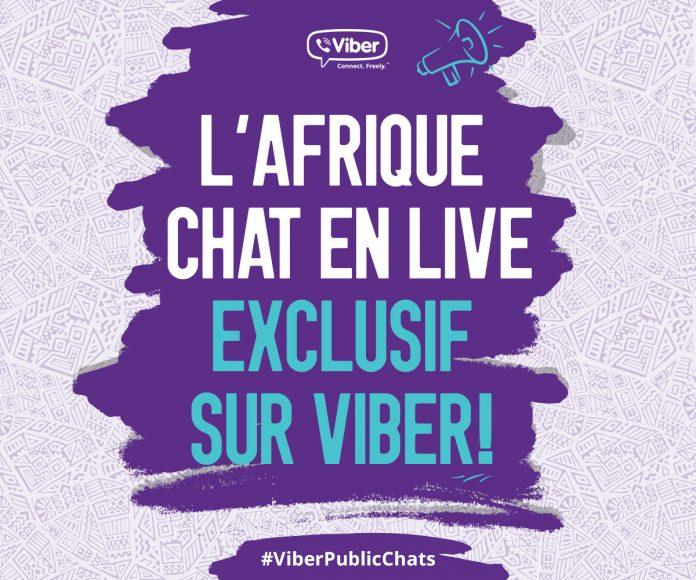 Viber offre le chat en live en Afrique
