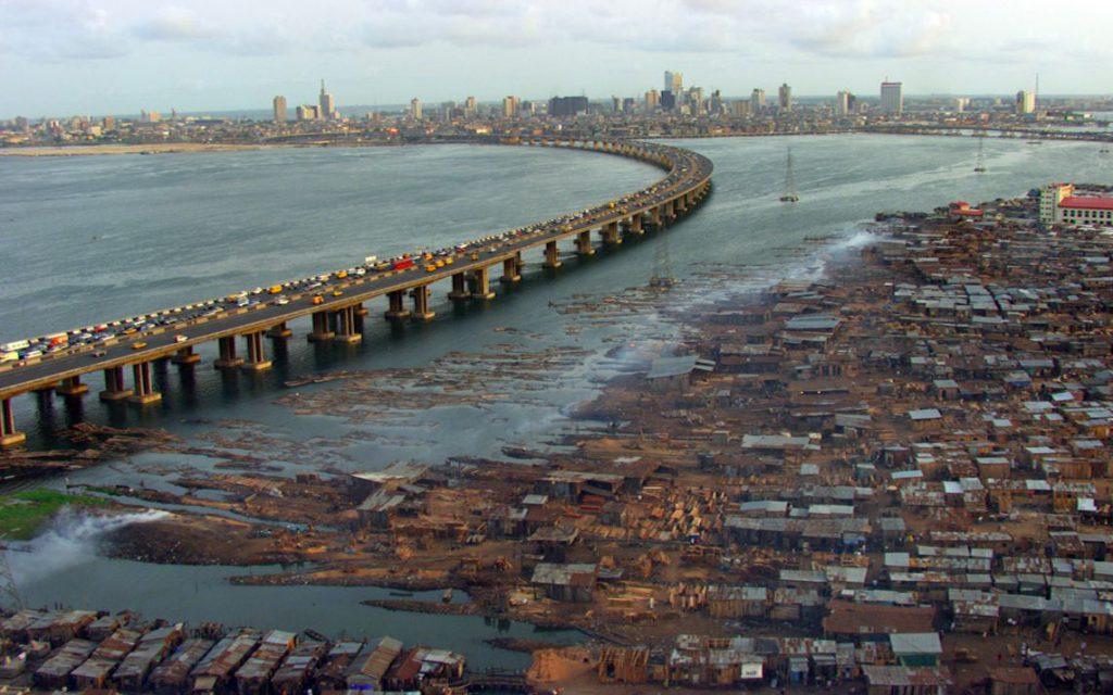 Lagos au Nigéria, 28 millions d'habitants...