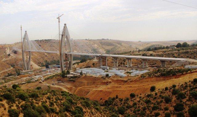 Bient t le plus grand pont haubans d 39 afrique info afrique - Premier pont a haubans ...