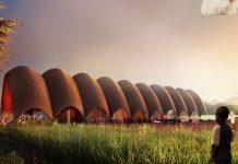 Aéroport de drone au Rwanda, aérodrone