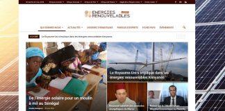 Le site www.energies-renouvelables-afrique.com référence l'ensemble de l'actualité des énergies renouvelables en Afrique