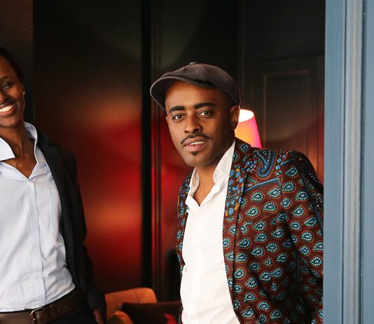 Ammin Youssouf et Haweya Mohamed #afrobytes