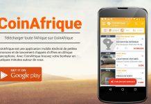 CoinAfrique l'application de petites annonces en Afrique