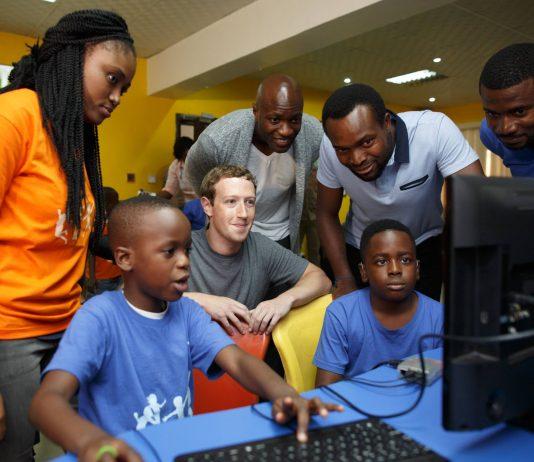 Mark Zukerberg au Nigeria