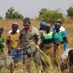 Des écosystèmes innovants dans l'agriculture en Afrique - Thierry Barbaut TOGO 2016