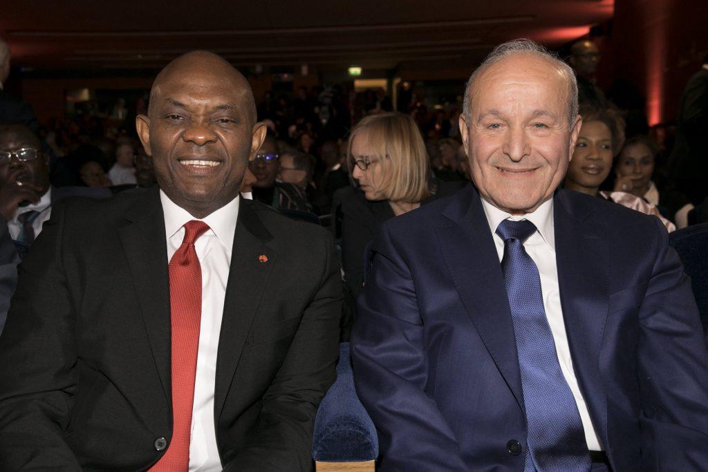 Forum AGYP de la Jeunesse et de l'Entreprenariat, Afrique et France-MEDEF. Paris, FRANCE-06/12/2016.