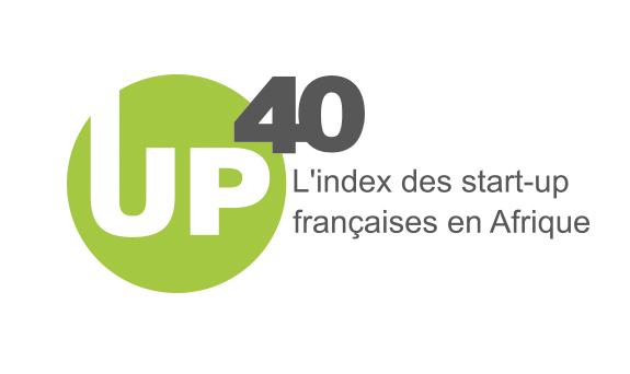 L'index Up40 rassemble aujourd'hui les 25 start-up françaises les plus dynamiques sur le continent africain.