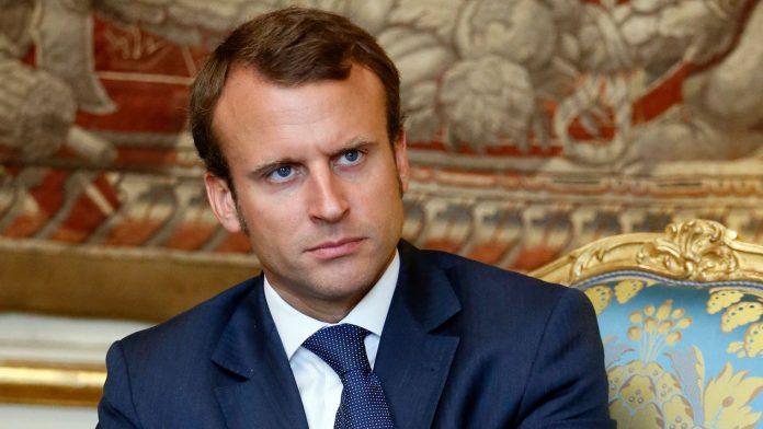 Emmanuel Macron - En Marche Afrique