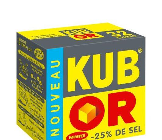 KUB OR de MAGGI - Nestlé