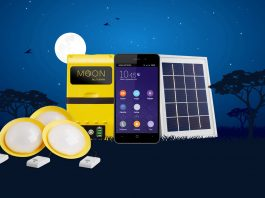 Le MOON Phone de Sunna Design