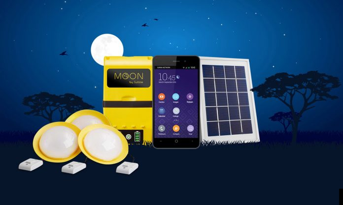 Le MOON Phone de Sunna Design