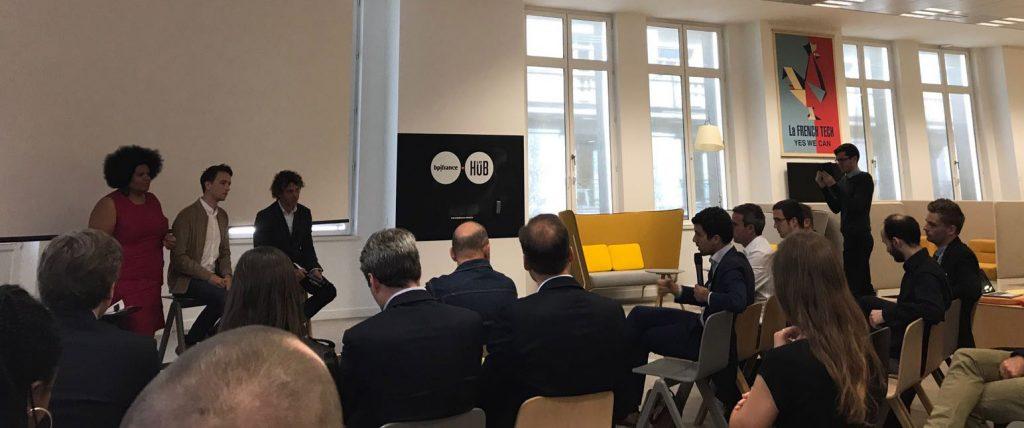 Thomas Samuel, fondateur et PDG de Sunna Design, et Nicolas Pereira, fondateur et PDG de Solylend