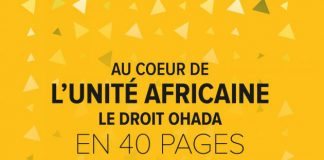Au cœur de l'unité africaine - le droit OHADA en 40 pages