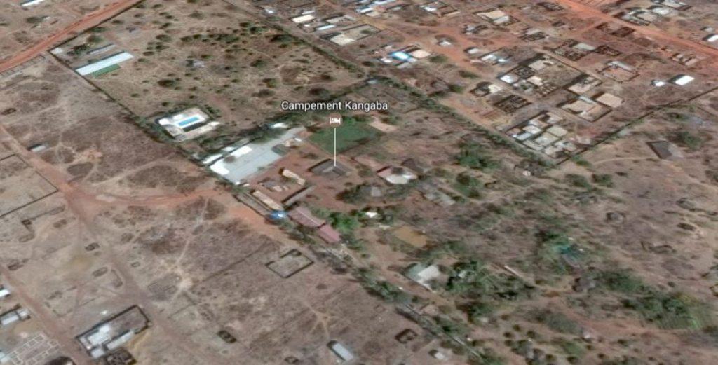 Le complexe hôtel Le Campement attaqué par les terroristes au Mali à Kangaba.