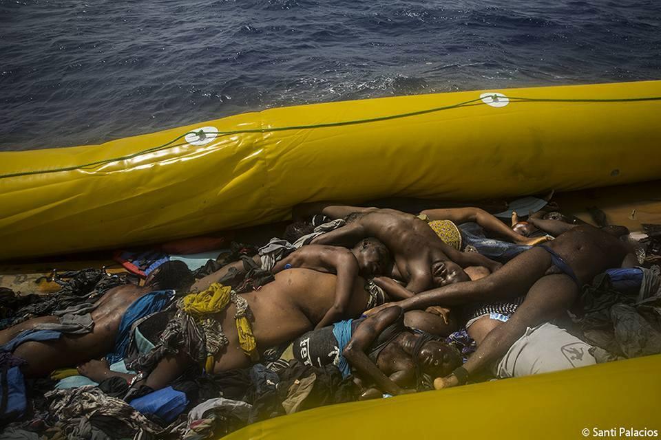 L'horreur des migrants, mourir en mer, est désormais le sort de milliers d'Africains