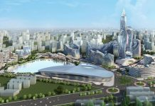 Diamniadio la ville futuriste du Sénégal