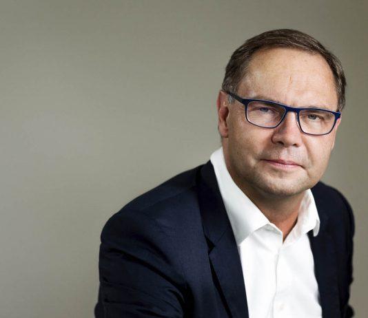 Kim Fejfer, associé directeur et PDG d'A.P. Moller Capital.
