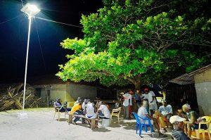 Les installations de Sunna Design au cœur des villages d'Afrique de l'Ouest