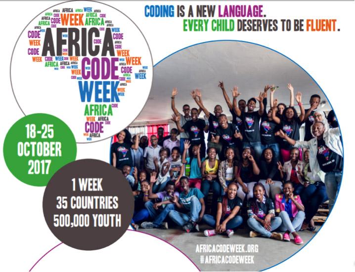 Africa Code Week à Bujumbura au Burundi