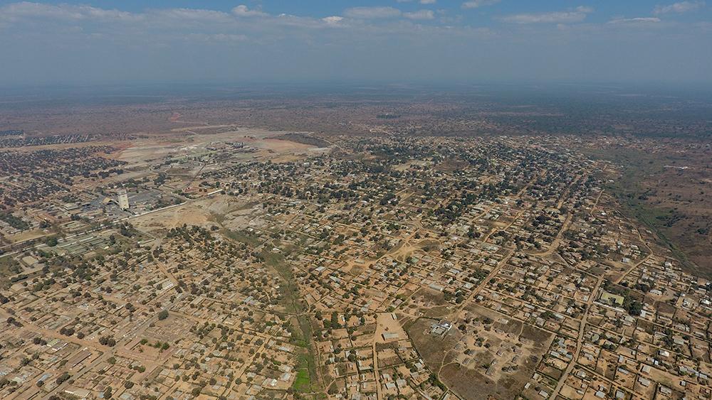 Foncier et parcelles en Afrique - Photos Thierry Barbaut www.barbaut.net