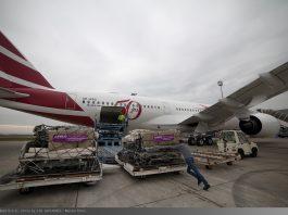La Fondation Airbus et Air Mauritius s'associent pour effectuer un vol de bienfaisance 3,5 tonnes d'équipement médical pour l'île Maurice et Madagascar