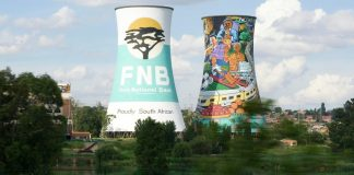 Centrale nucléaire en Afrique du Sud