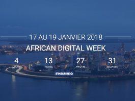"""l'African Digital Week porte la réflexion sur le thème:""""Quels modèles de transformation digitale pour réussir le développement économique et social de l'Afrique ?"""""""