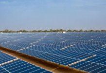 La centrale solaire de Ten Merina Dakhar