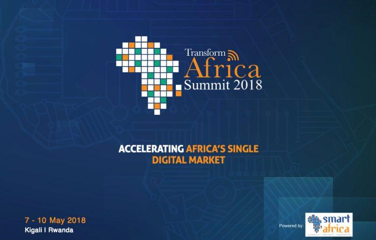 Transform Africa Summit 2018 avec Smart Africa