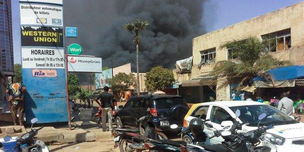 Attaque terroriste au Burkina Faso