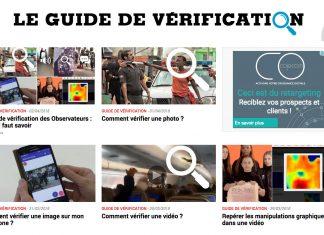 Les Observateurs - Guide de vérification