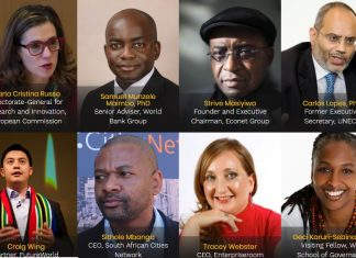 Africa Innovation Summit speakers