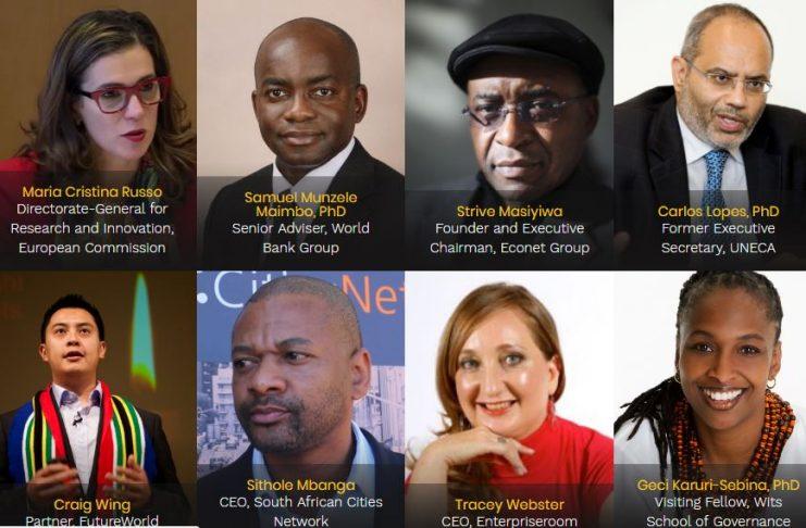 Africa Innovation Summit speakers