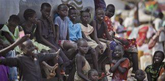Personnes déplacées au Sud Soudan
