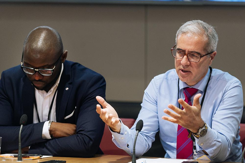 Emmanuel Sellier, responsable EDF Afrique