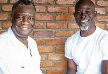 Djimon HOUNSOU et Denis MUKWEGE