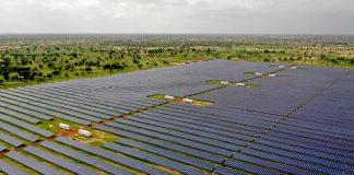 Centrale solaire de Ten Merina au Sénégal