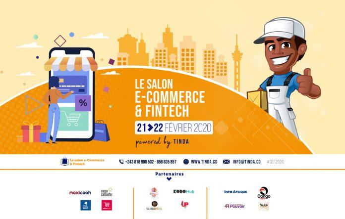 Kinshasa s'apprête à accueillir son 1er Salon e-commerce & Fintech en 2020