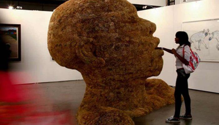 L'exposition de l'art des sept continents bat son plein à Istanbul