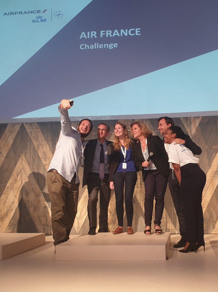 AIRFRANCE Challenge Africarena