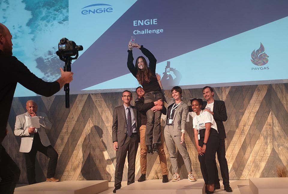 Engie challenge Africarena