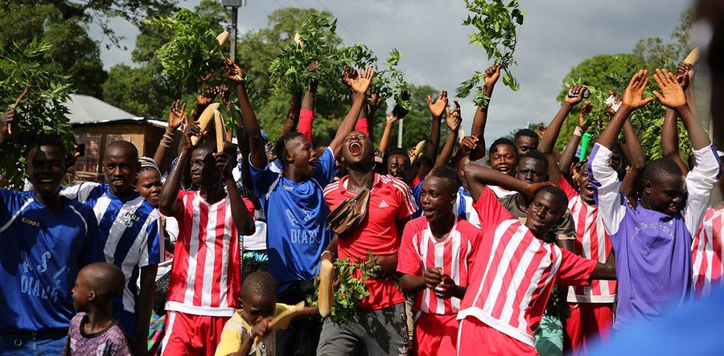 Lauréats Sport & Développement - ONG La Guilde
