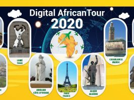 Digital African Tour 2020